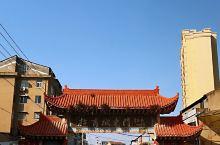 招商城东门