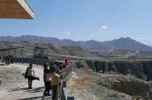 独库公路的第一站:石山子大峡谷