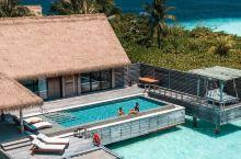 马尔代夫华尔道夫,住到不想回的神仙岛屿