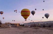 热气球开始飞了。。。
