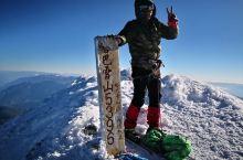我本疯狂,人生第一座雪山