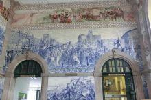 波尔图圣本笃火车站旅拍