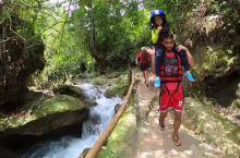 菲律宾 宿务·Kawasan瀑布