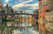 剑桥三一学院桥