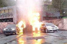 大型车祸现场制造局:美国好莱坞环球影城