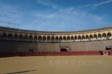 西班牙历史最悠久的Plaza de toros de Sevilla斗牛场,必须是跟团参观,我们16
