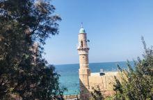 我在Old Jaffa
