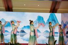 酒店新编排古典舞蹈。