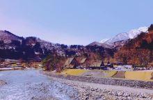 遗落在童话故事中的日本小村庄