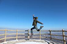 白石山世界地质公园。