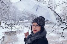 北京冬日·颐和园听雪落下的声音