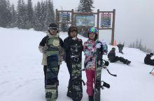 西雅图滑雪场滑雪