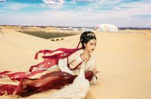 你知道吗?内蒙古的沙子会唱歌*响沙湾沙漠