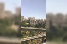 在路上拍的以色列城市,中东地区城市跟国内的感觉很不一样
