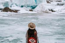西藏不可错过来古冰川宛如坠入蓝色星球