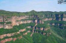 太行大峡谷全景
