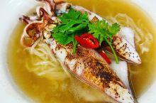 五方食藏湯鮮味美的海鮮細麵 #网红打卡地 #美食寻味记 #手机摄影家