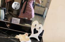 第一件粉色连衣裙[害羞]也是主动第一次穿裙子出门[呲牙]纪念下.