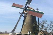 鹿特丹小孩堤坝风车村