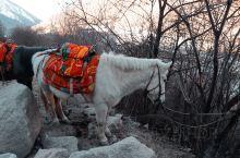 海子沟在户外登山爱好者的路书里绝对是浓墨重彩的一笔,攀登四姑娘山大峰(海拨约5035米米),二峰(海
