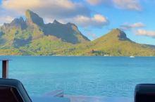 大溪地波拉波拉岛|四季酒店
