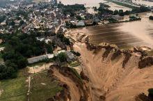 比利时列日地区的洪水