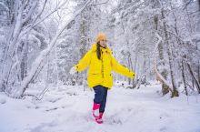 终于到了吉林延边,在老里克湖看雪景的愿望终于达成。  虽然没有雪乡出名,但却是北京冬奥会八分钟宣传片