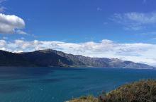 新西兰南岛,湖光山色