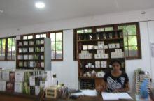 斯里兰卡的茶叶店