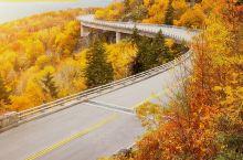 美国传奇公路蓝岭公路