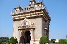 美丽的老挝首都万象纪行。