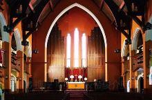 上海旅行·衡山路上的93岁国际礼拜堂
