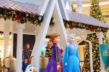 魔都看展,《冰雪奇缘2》圣诞之旅
