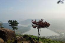 南北湖爬山
