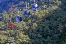 野三坡百里峡缆车