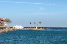 埃及红海,一路上虽辛苦,不过非常值得,靠海的地方风景优美
