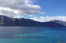 新西兰南岛,湖景很漂亮