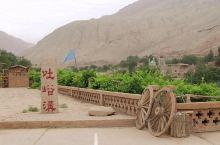 """被命名为""""中国历史文化名村""""的吐峪沟麻扎村,是新疆现存的最古老的维吾尔族村落,已逾1700年历史,至"""