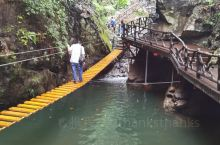 千谷溪探险