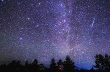 在玉龙雪山,等一场2020最后的流星雨
