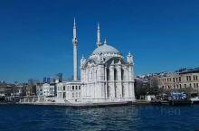 土耳其的博斯普鲁斯海峡两岸