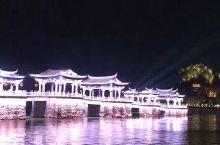 广济桥的音乐秀