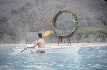 海螺沟最仙的温泉