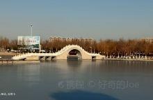 冬天的紅蓮湖公園