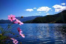 泸沽湖的蓝蓝梦
