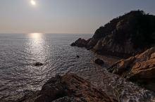 海边观日出
