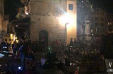 #笑著溜達世界#威尼斯的夜晚浪漫