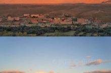 林志林同款沙漠古堡酒店-最美峡谷夕阳