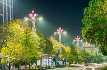 腾冲路灯,点亮城市之光!