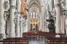 布鲁塞尔 圣弥额尔圣古都勒主教座堂 布鲁塞尔·布鲁塞尔首都大区